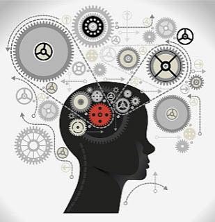 gears and brain