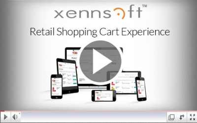 Retail Shopping Cart